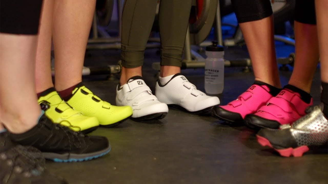The Best Indoor Cycling Shoes For Women